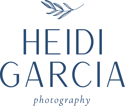 Heidi Garcia Photography primary logo