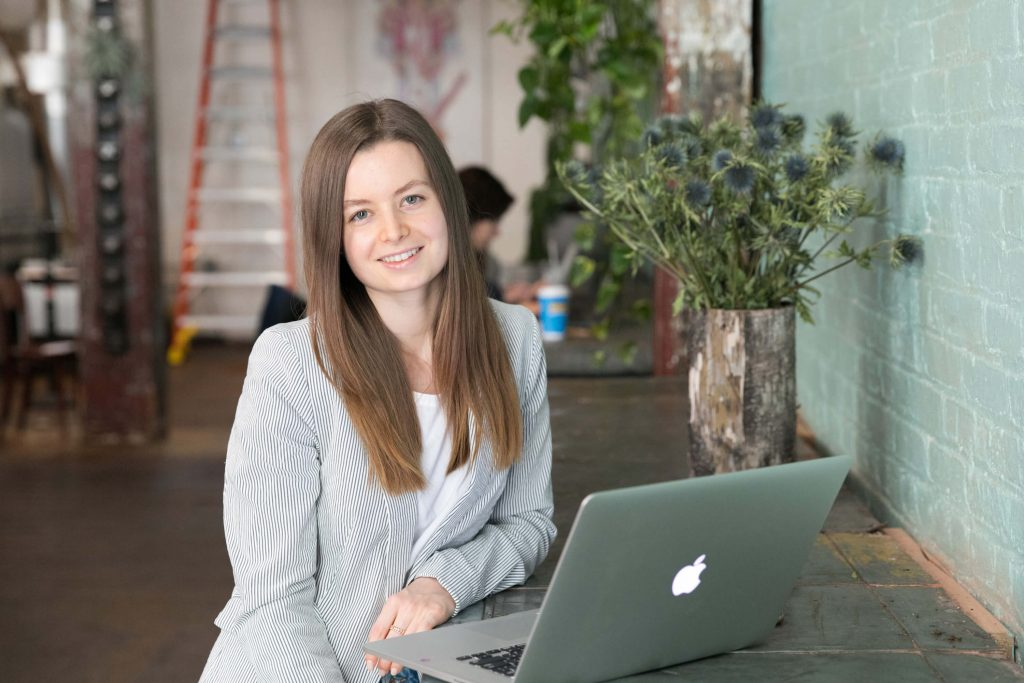 Stephanie Corrigan Brand and Web Designer