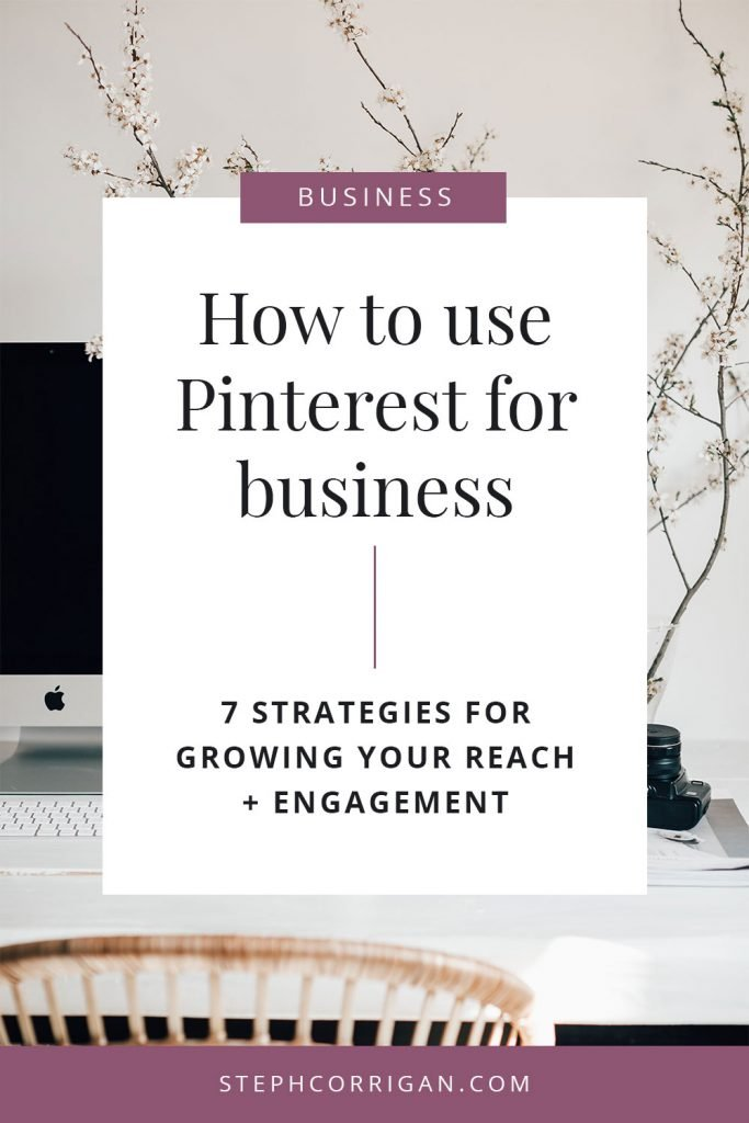 Pin it: How to use Pinterest for business