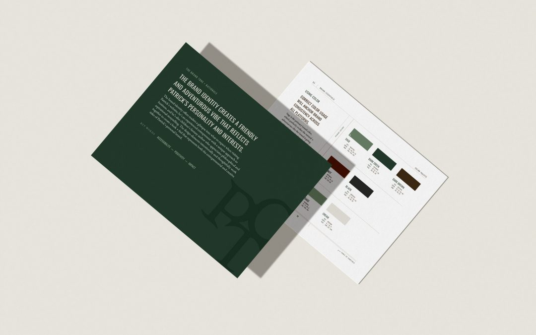 What are brand guidelines and why are they important?